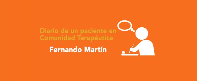 Fernando Martín: Mi mujer y mis hijos – Diario II
