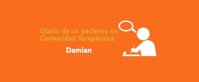 Damian: Aprendiendo sobre mis emociones – DIARIO I